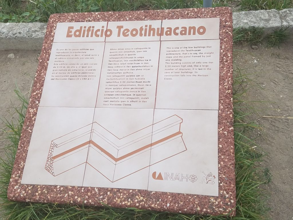 information about archaeological site at the base of the Cholula pyramid