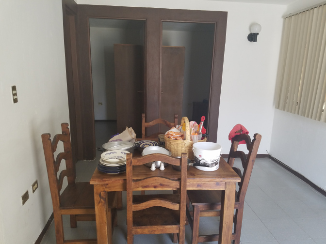 apartment in Cholula, Mexico