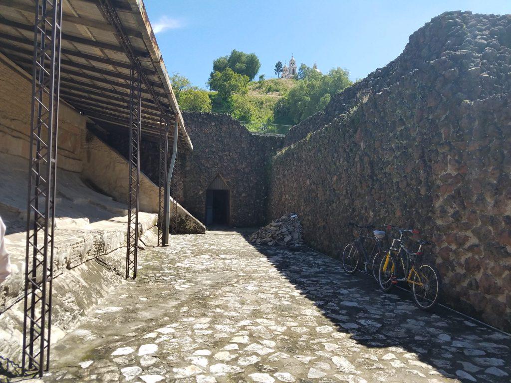 cholula archaeological site