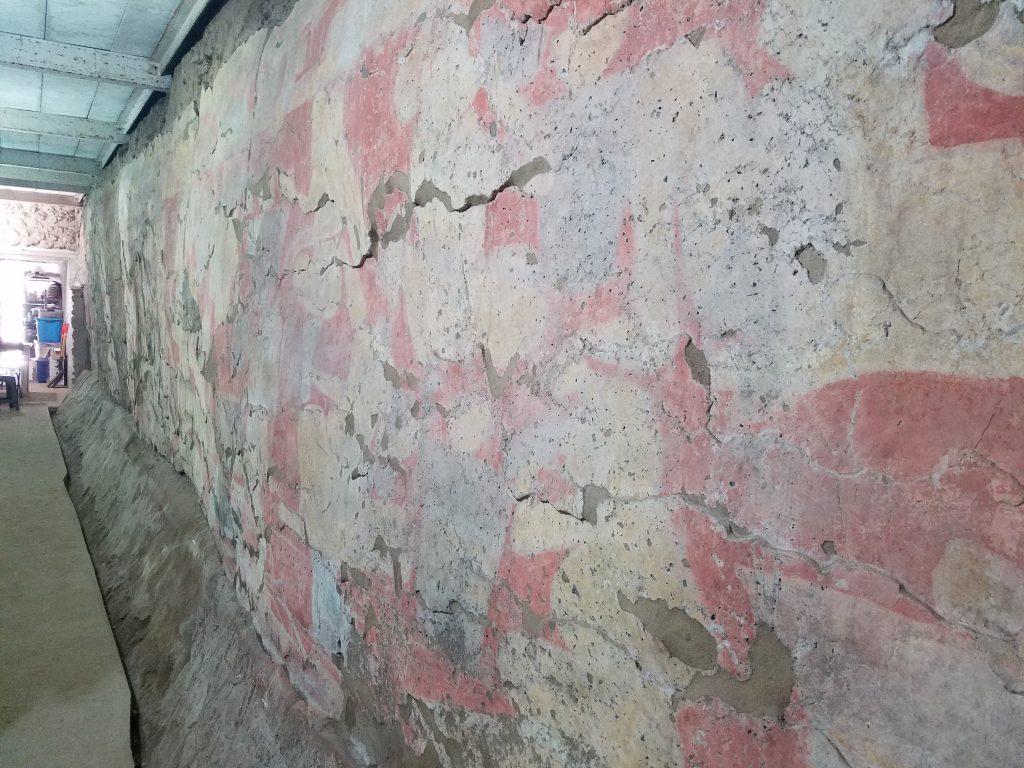 bebedores mural, Cholula