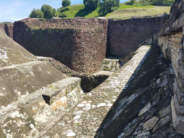 pyramid of cholula base