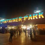 Container Park, downtown Las Vegas