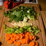 Making Blue Apron's Vegetable Stir-Fry
